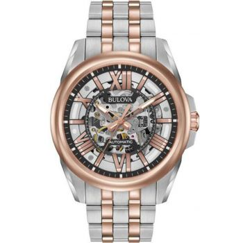 BULOVA Mechanical 98A166
